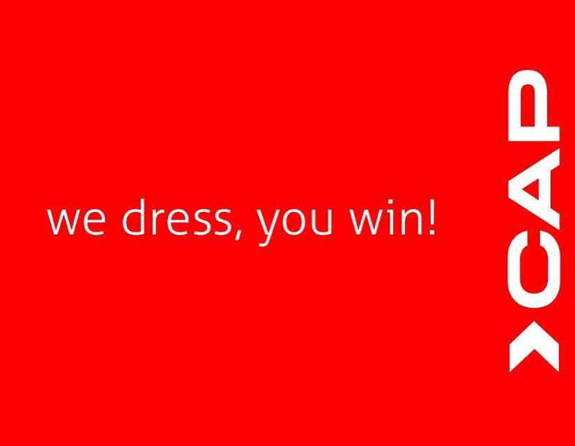 #wedressyouwin#CAPspecials