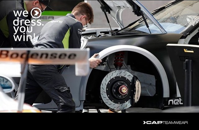 #capteamwear #ontrack#motorsport #racing #porschecarreracup