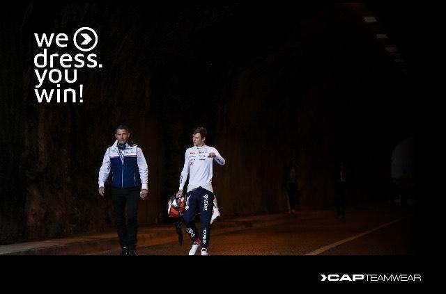 #capteamwear #ontrack#sauberjuniorteam #motorsport